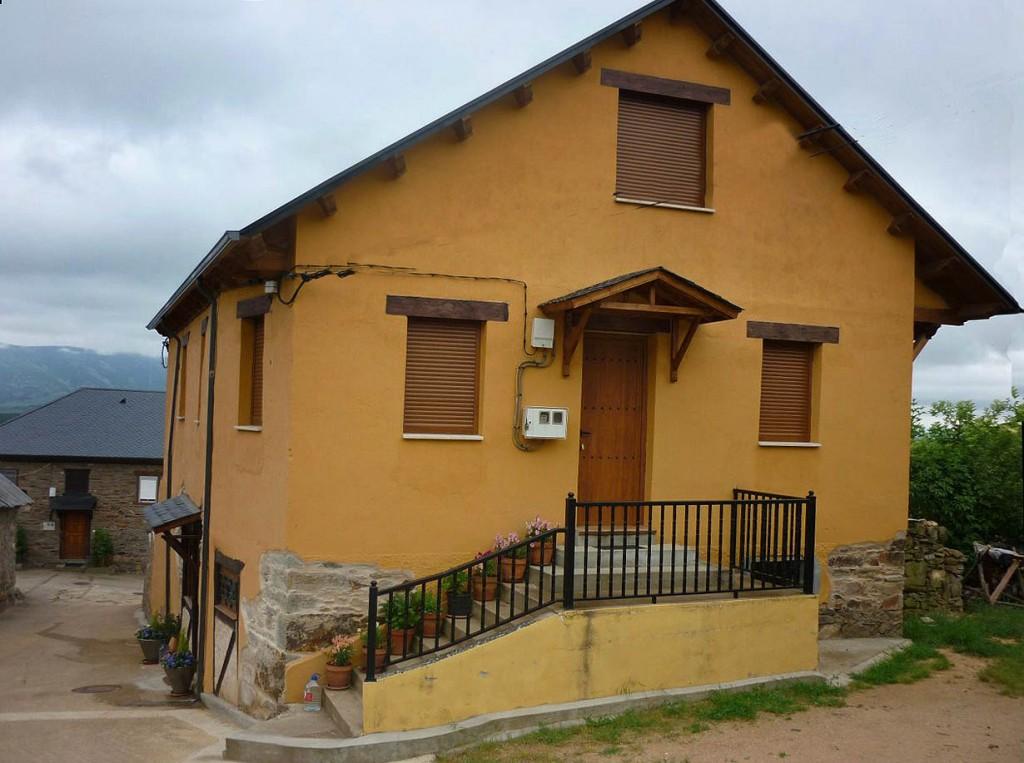 Casa rural el mirador del bierzo atudebial - Casa rural bierzo ...